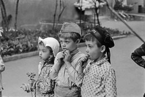 Дети. СССР. Как это было