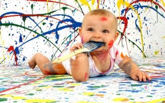 Влияние цвета на психику ребенка. Интересные факты про детей