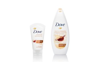 Фотосъемка для каталогов Dove