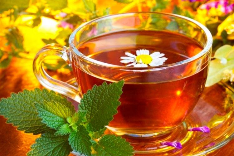 Черный чай