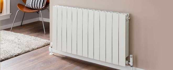 Como escolher radiadores de aquecimento para uma casa privada