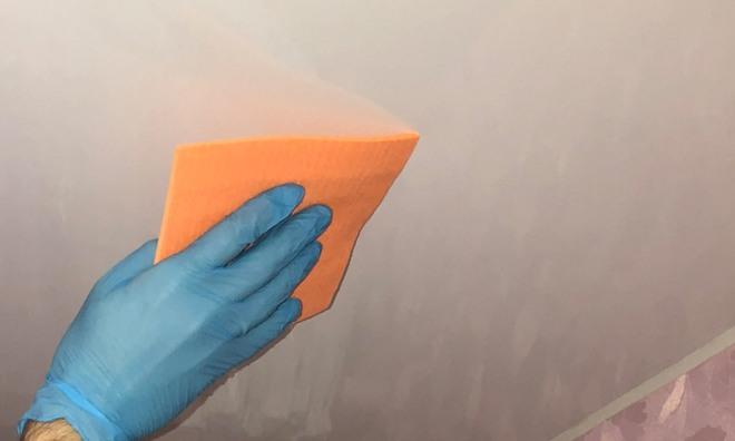 Bagaimana untuk membasuh siling-siling di rumah