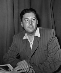 Писатель-юбиляр Борис Ляпунов