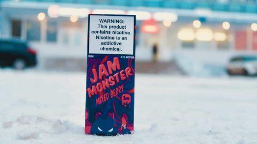Жидкость Jam Monster Mixed Berry
