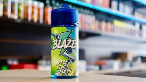 Жидкость Blaze on ice Apple kiwi splash
