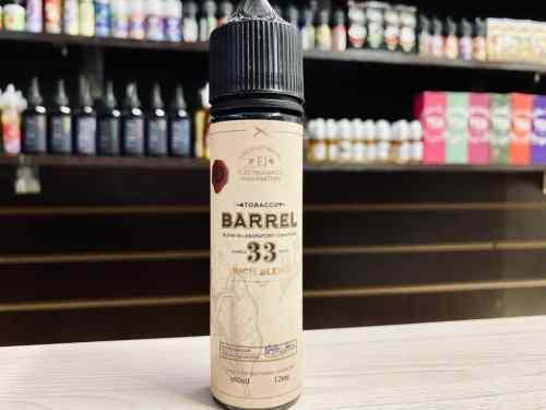 Жидкость Barrel Rich Blend вкусипар.рф