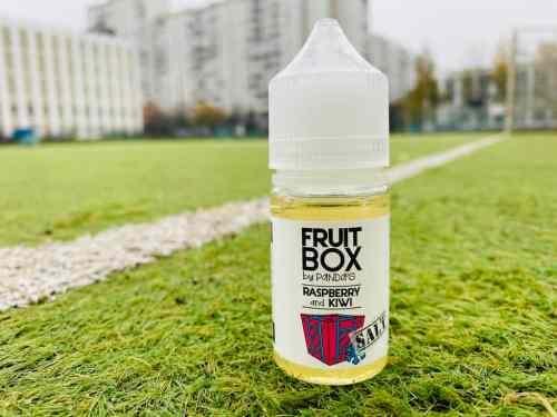 Жидкость Fruit Box Salt Raspberry and Kiwi вкусипар.рф