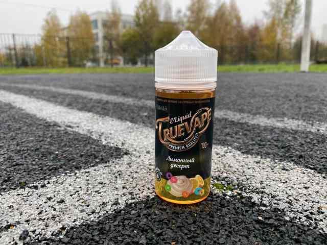 Жидкость TrueVape Лимонный десерт вкусипар.рф