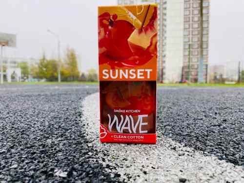 Жидкость Wave Sunset вкусипар.рф
