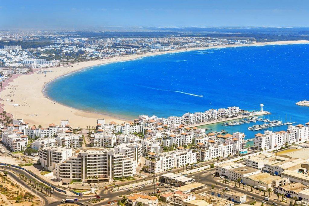Marokko.