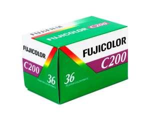 Fuji Color C200-36