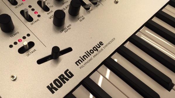 Minilogue 05