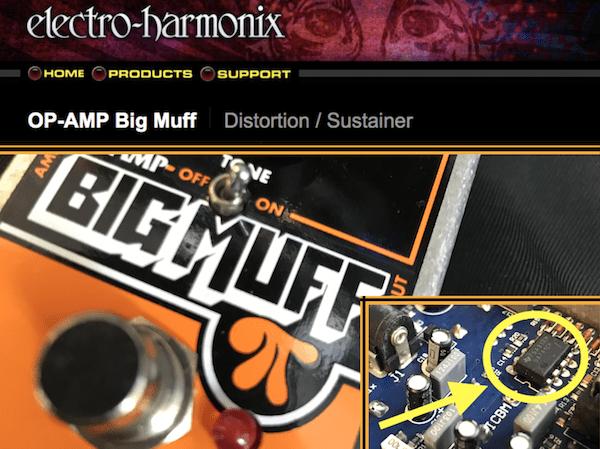 OP Amp BigMuff 0