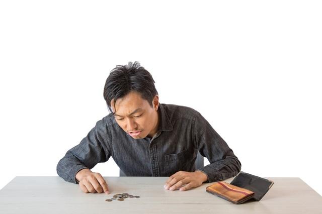ギャンブルでお金を使い果たした生活保護受給者