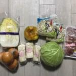 20190317 八百屋で買った野菜