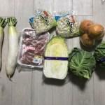 20190325 八百屋で買った野菜