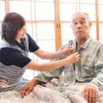 介護扶助を受ける生活保護受給者
