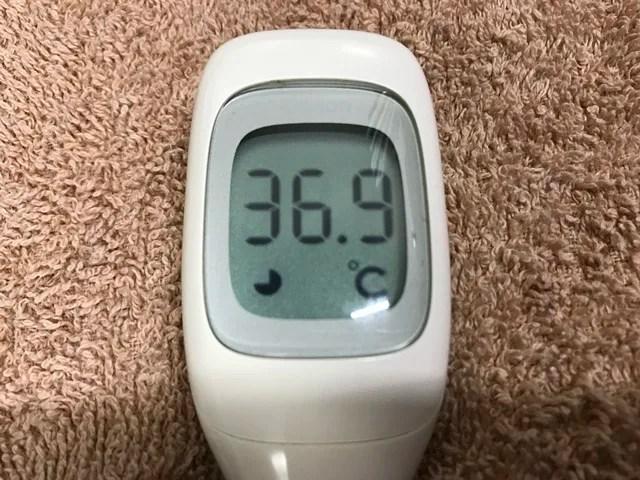 20191201 検温