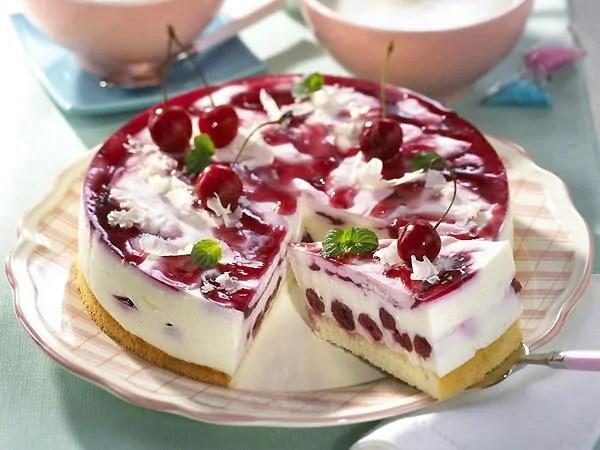 Смесь Росмикс йогуртный пирог