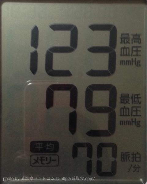血圧 平均値