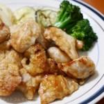 タニタ食堂監修 鶏肉のごまみそ焼き定食
