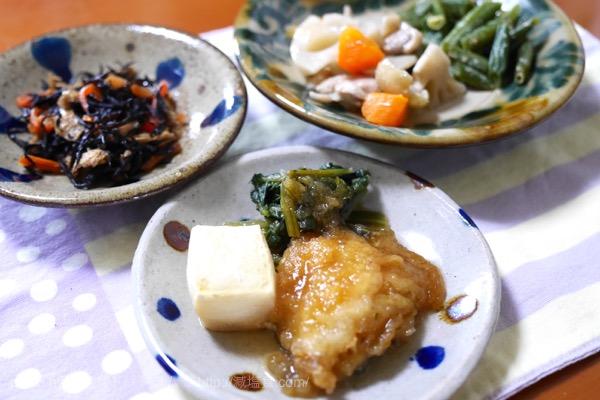 鱈の柚子おろし煮