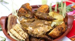 receta de pachamanca peruana