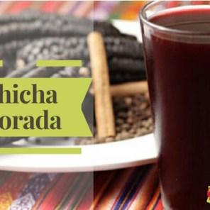 receta de Chicha morada