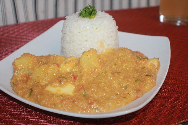 Quinoa Stew Recipe