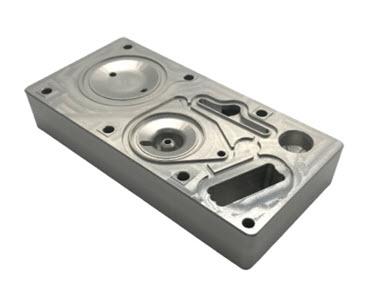 CNC Machining Steel