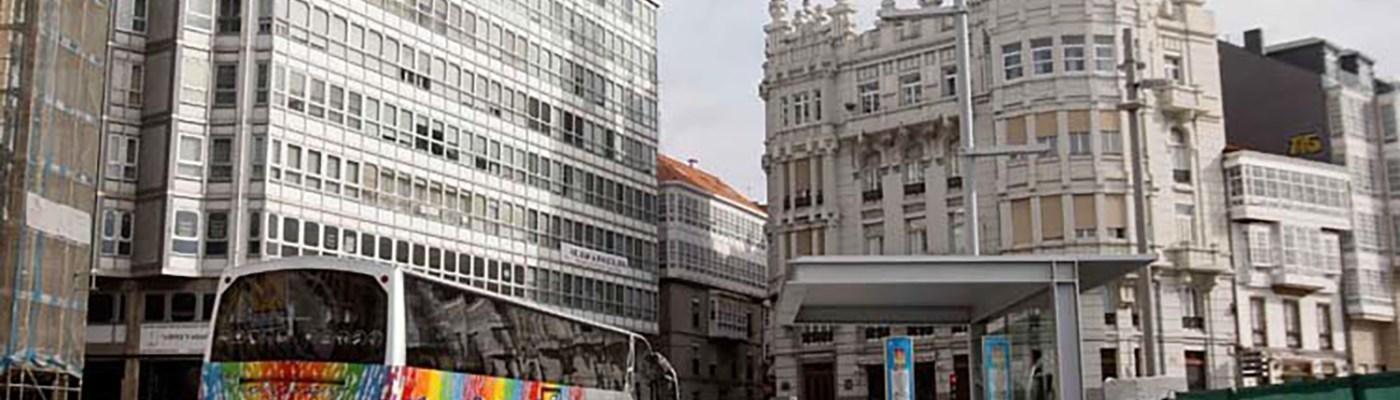 Casa Molina mar Coruña