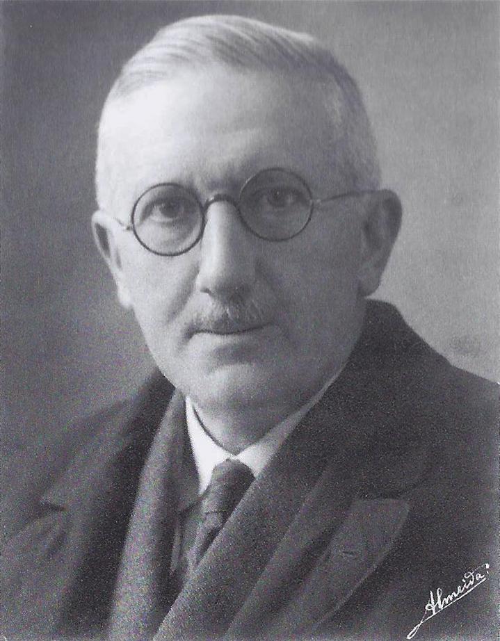 Arquitecto López de Rego