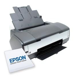 Профиль принтера Epson Stylus Photo 1410 для сатинированной фотобумаги Epson Luster Photo Paper