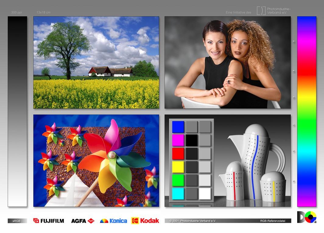 Оригинальное избражение - Профиль принтера Epson L800 для глянцевой фотобумаги Revcol