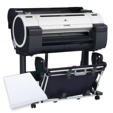 Профиль принтера Canon imagePROGRAF iPF670 для глянцевой фотобумаги