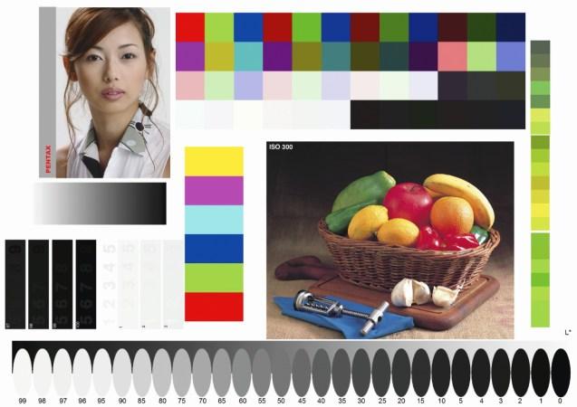 Epson Stylus Pro 3880. Глянцевая фотобумага. Экранная цветопроба.