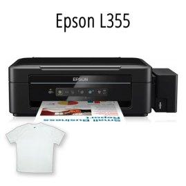 Цветовой профиль принтера Epson L355