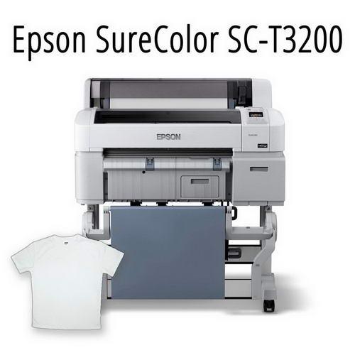 Цветовой профиль принтера Epson Sure Color SC-T3200