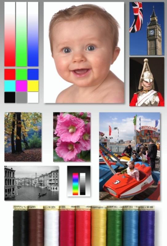Цветовой профиль принтера Epson L1800 | Оригинал