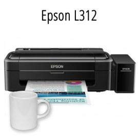 Цветовой профиль принтера Epson L312 | Архангельск