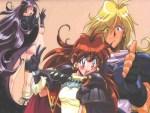 Отзыв на аниме Рубаки / Sureiyâzu (1995)
