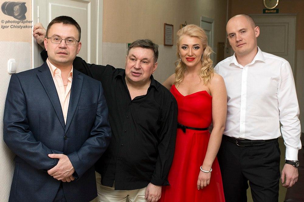 Совместный концерт Евгения Лоскутова и Михаила Шелега
