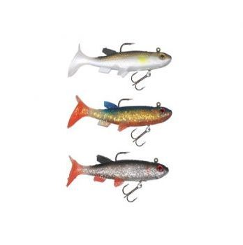 Super Natural Shad Jig 3 pack -assortment 5