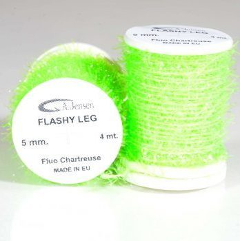 flashy legs -fluo chartreuse