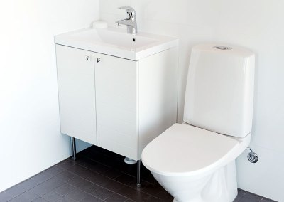 Badeværelse og sanitet