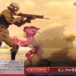 ピンクの奇襲 レン・SAO(WS「ガンゲイル・オンライン」収録SRスーパーレア・パラレル)