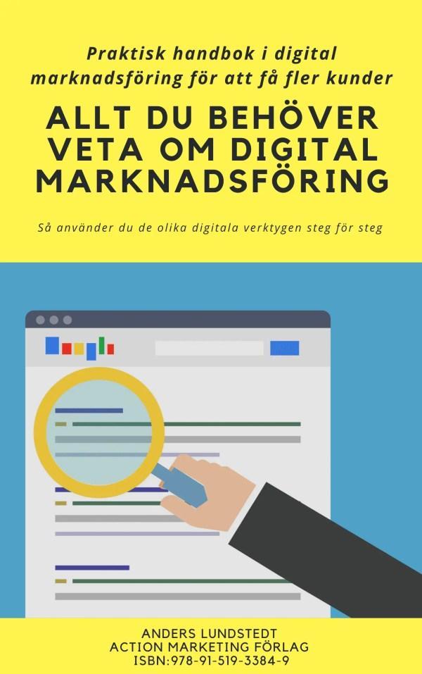Böcker digital marknadsföring
