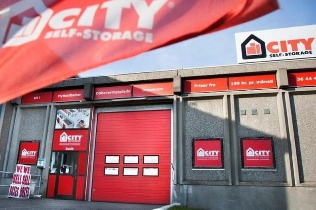city self storage