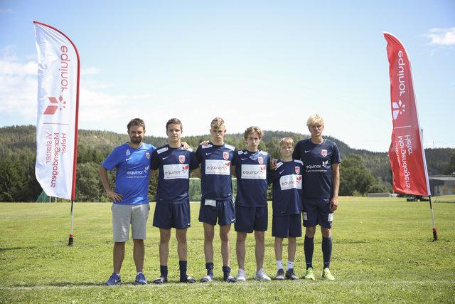 talentleir fotball