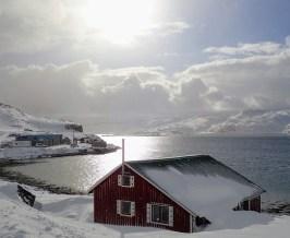 hav finnmark vinter